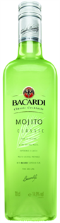 Bacardi Classic Cocktails Mojito 750ml